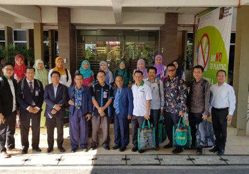 9 Dosen dan 2 Staf UIR Visiting Profesor and Fellow di UiTM Malaysia