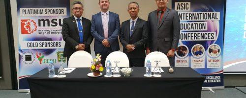ASIC International Education Conference di Bali Agustus 2019