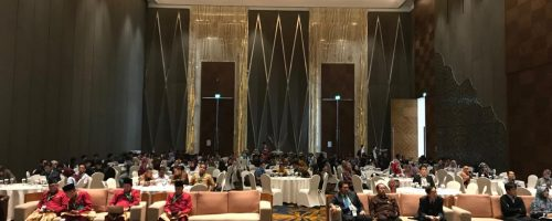 Dua Konferensi Internasional UIR ICoSET & ICoSEEH 2019 Berlangsung Lancar